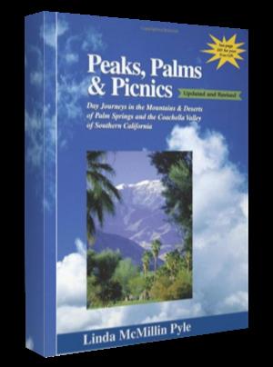 Peaks Palms and Picnics Book - Linda M Pyle