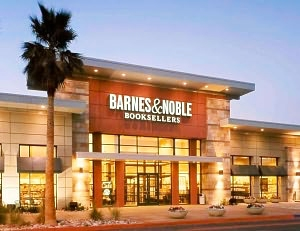Palm Springs Barnes and Noble Book Signing 4-20-19