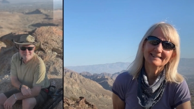 Hiking La Quinta Cove & Round Valley Loop top of the Palm Springs tram